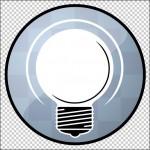 icona lampadina - concetto di idea