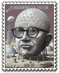 stamp_richard_buckminster_fuller