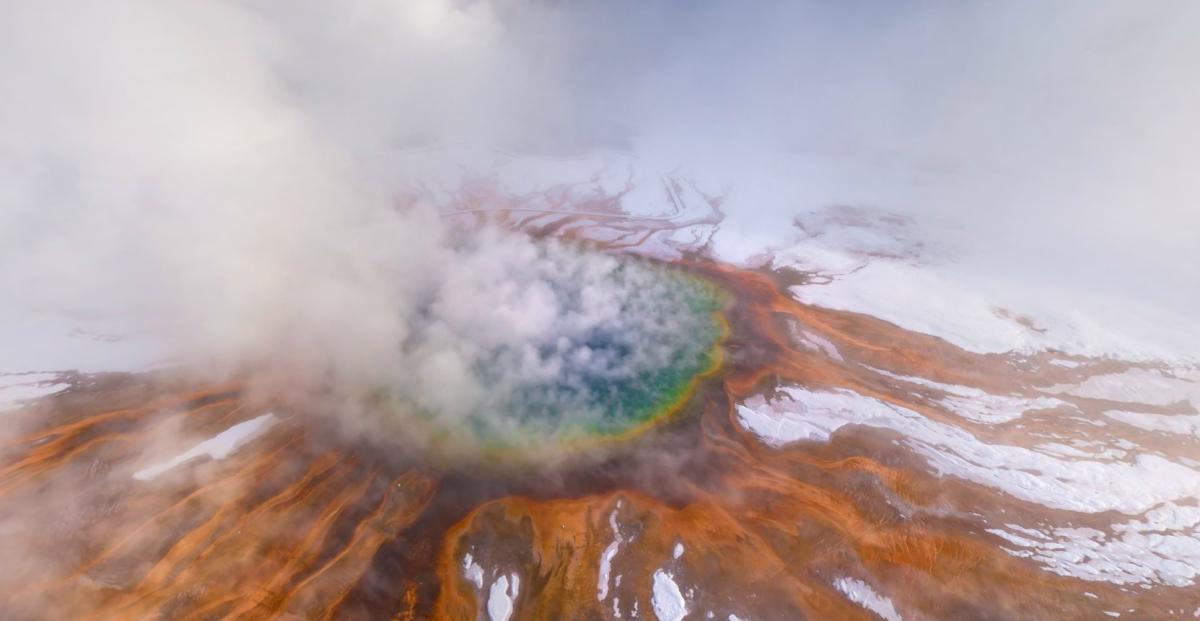 Yellowstone national park - usa