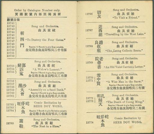 chinesecatalog